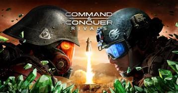 Electronic Arts анонсировали RTS Command & Conquer: Rivals, пре-альфа на Android уже сегодня