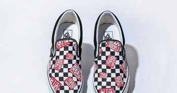 "Here's How to Cop BILLY'S' Vans ""Off The Wall Check"" Slip-On"