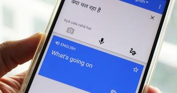 «Google Переводчик» получил продвинутый офлайн-режим