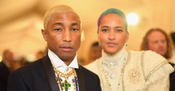 Pharrell Williams Talks Chanel, adidas & N.E.R.D with Vogue Italia