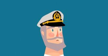Анекдот про адмирала, приехавшего спроверкой наэсминец