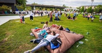 Чем заняться в парке Горького этим летом