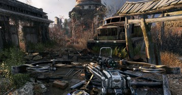 Metro Exodus Leaves The Train Tunnels For A Dangerous Open Russia