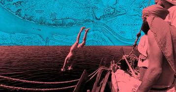Проверка временем: По Днепру на средневековой лодке