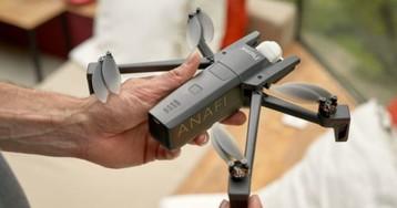 Обзор Parrot Anafi: отличный камера-дрон