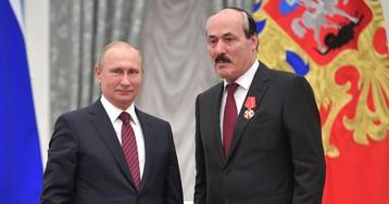 Бывший руководитель Дагестана Рамазан Абдулатипов может пройти свидетелем по уголовному делу