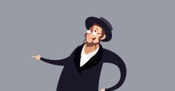 Анекдот про еврея, который жаловался раввину насвою бедность