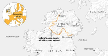 Could Ireland Really Refuse to Build a Border After Brexit?