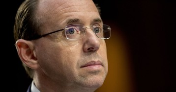 Rosenstein Showdown Escalates as House Sets a Document Deadline
