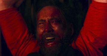 Зачем окровавленный Николас Кейдж бегает по лесу с бензопилой