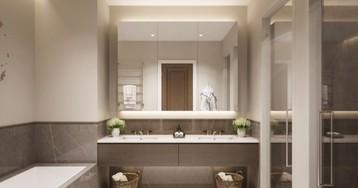 Как сделать освещение в ванной: советы профи