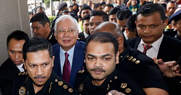 "Former Malaysian PM charged with stealing $700 million to fund homes, jewelry and ""The Wolf of Wall Street"""