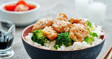 Вкуснейшая курица терияки за 15 минут