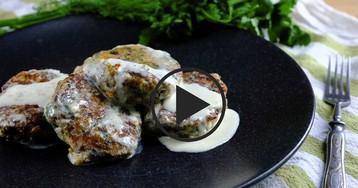 Видео-рецепт: Рыбные котлетки по-фински