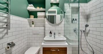 Как улучшить интерьер маленькой ванной: 8 идей