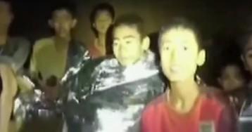 Илон Маск протестировал субмарину для спасения детей из пещеры Таиланда