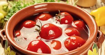 Квашеные помидоры – лучшая народная закуска!