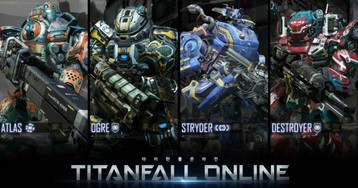 Titanfall Online Canceled In South Korea