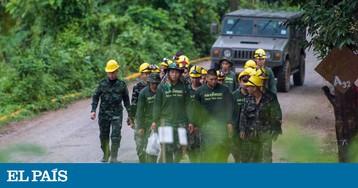 Tailândia completa resgate de oito das 12 crianças
