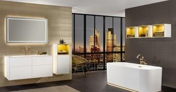 Освещение ванной комнаты: 3 идеи