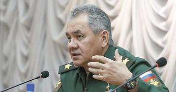 Шойгу исключил военное столкновение между Россией и Украиной