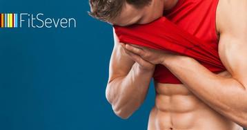 Прямые мышцы живота —как их правильно качать? Лучшие упражнения