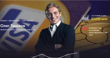 Тиньков планирует построить первый частный ледокол