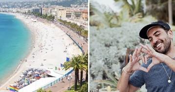Plane einen Urlaub in Frankreich, und wir verraten dir, mit welchem deutschen Promi du hinfährst