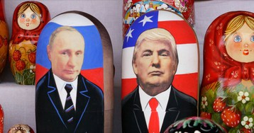 Trump Pressed to Confront Putin After Mueller's Indictments