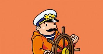 Анекдот про мудрого капитана корабля идве верные приметы