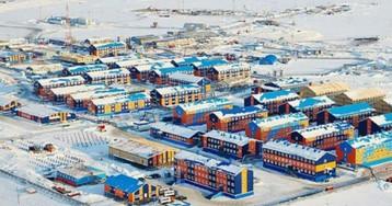 Как живет закрытый вахтовый поселок Сабетта на Крайнем Севере