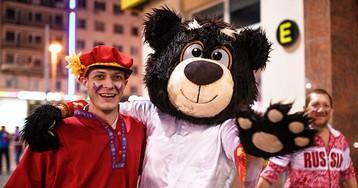 «Мы не верили в эту ерунду про медведей на улицах»