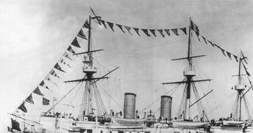 Южная Корея претендует на русское золото с затонувшего корабля