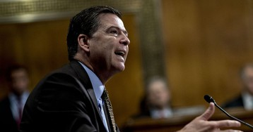 ComeySays Believers in U.S. Values 'Must Vote for Democrats This Fall'