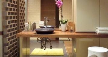 Как превратить ванную  в зону отдыха: реальный пример на Солянке