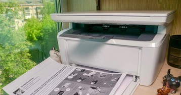 HP LaserJet Pro MFP M28: компактный, но могучий