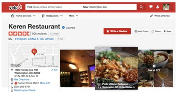 Yelp will expand health ratings to its restaurant pages across the U.S.