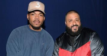 """DJ Khaled Announces """"No Brainer"""" ft. Justin Bieber, Chance the Rapper, & Quavo"""