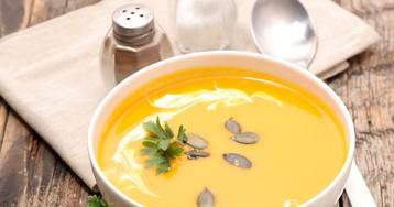 Вкуснейший тыквенный суп
