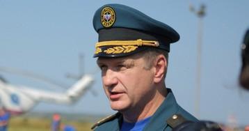 Началась чистка в МЧС: задержан бывший первый заместитель Пучкова
