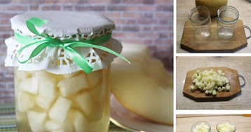 Консервированная дыня на зиму: пошаговый фото-рецепт