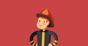 Анекдот про парня, пришедшего насобеседование впожарную часть