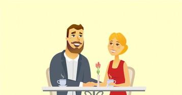 Анекдот про поход скупого мужа вместе сженой вресторан