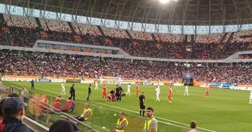 «Мордовия» собрала 25 тысяч фанатов на игре с дублем «Краснодара», «Рубин» – 14 на матч с основой