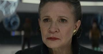 Кэрри Фишер вернется в последний раз в девятом эпизоде «Звездных войн»