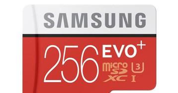 DEAL: 256GB Samsung EVO+ MicroSD Card Drops to $86.95