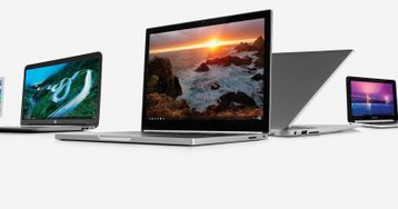 Google expõe falhas de Macs e PCs em novo comercial do Chromebook