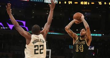 NBA Rumors: LeBron James' People Think Brandon Ingram Can Be His Scottie Pippen