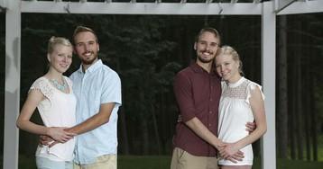 «У нас все общее»: братья-близнецы женятся на сестрах-близнецах и будут жить все вместе