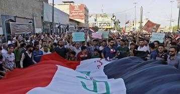 Le «basta» du peuple irakien